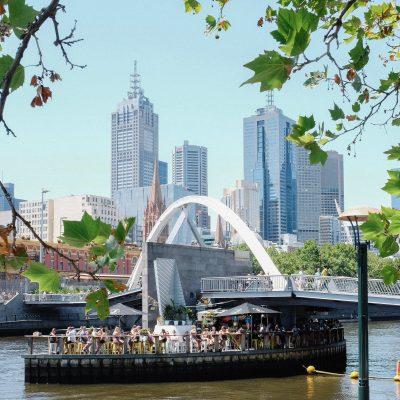 Melbourne victorian budget summary